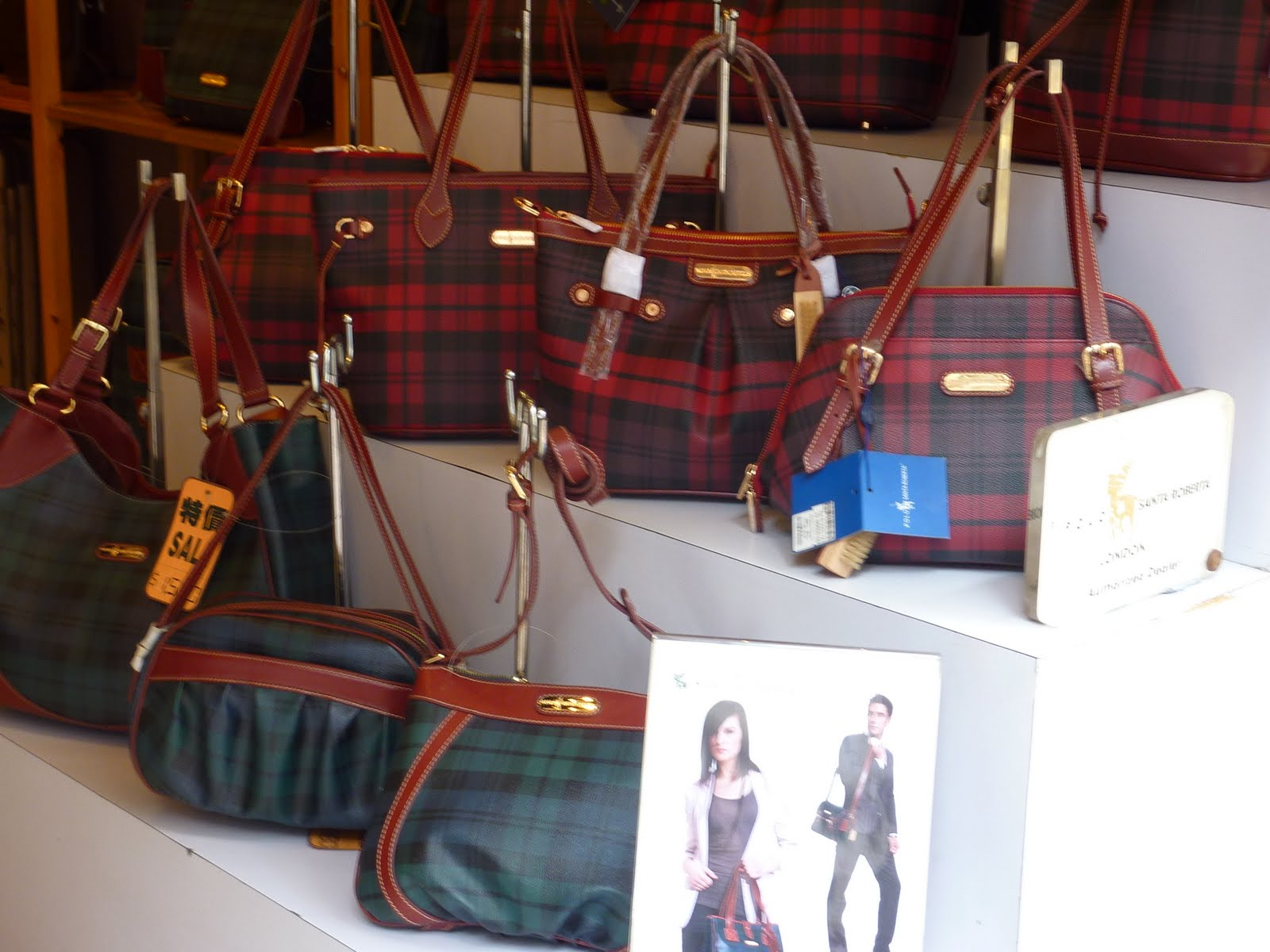 ... ralph lauren red tartan plaid dr 09871 c8a69  new zealand still polo  santa roberta bags use burberry like tartan patterns cb9f6 40c16 0c554ccca9
